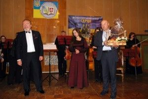 «Кантабіле» дав благодійний концерт на підтримку армії (Фото)