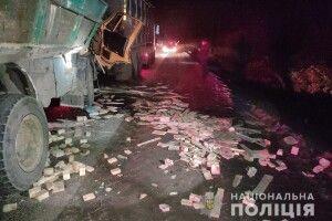 У лікарні помер пасажир, постраждалий в потрійній ДТП  (Фото)