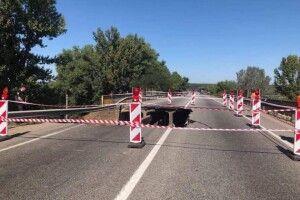 В «Укравтодорі» знайшли винного в обваленні моста