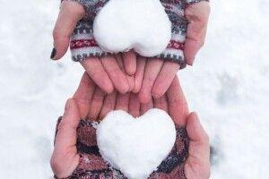 «Тихо падає сніг…»