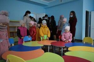 Усунули недоліки й нарешті відкрили: в Ковельському районі відкрили новий дитсадок (Фото)