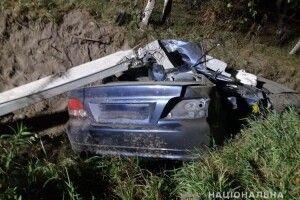 У Ківерцівському районі в ДТП загинув 28-річний водій