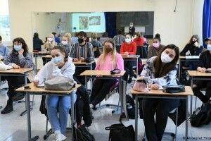 «У Луцькому педколеджі  я не побачив жодної людини без маски!»