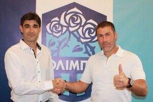 Новим головним тренером донецького «Олімпіка» призначено іспанця Вісенте Гомеса