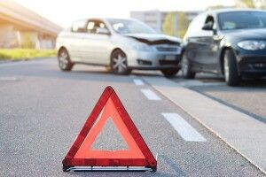 У Луцькому районі сьогодні вранці зіткнулись орієнтовно 4 автівки, травмована людина