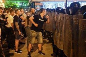 МВС Білорусі офіційно повідомило про 2000 затриманих на мітингах