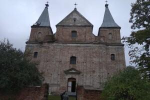 У Клеванському костелі знайшли боєприпаси
