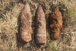 На Рівненщині рятувальники не встигають знешкоджувати старі боєприпаси