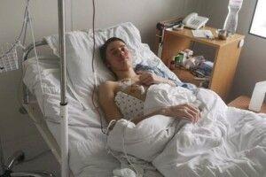 Українські лікарі вперше за13років пересадили кістковий мозок