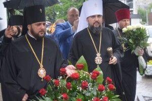 Рівненщину відвідав предстоятель Православної церкви України Епіфаній
