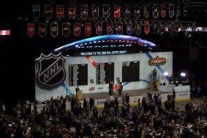 Український хокеїст був обраний на драфті НХЛ вперше за 15 років