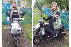 «Завдяки «Газеті Волинь» наша Петрівна вже нановому транспорті»