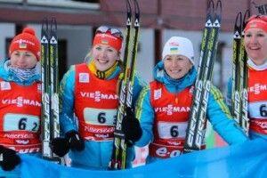 «Золотий» склад українських біатлоністок зупинився за крок від медалі