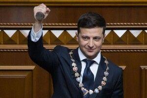 Зеленський отримав першу зарплату: «чистими» майже 10 тисяч гривень