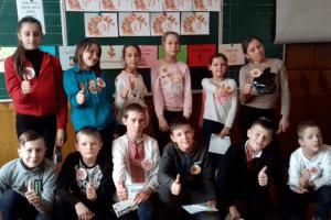Сільські школярі відзначили День рідної мови