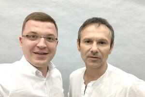 Без «Голосу», але не без бою:  чому Шкітер не йде на вибори  від партії Вакарчука*