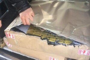 В авто директора Володимир-Волинського ЦПО знайшли контрабанду (Фото)