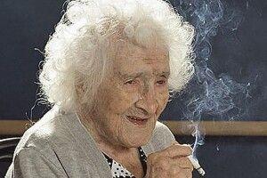 Рекорди мадам Кальман, яка прожила 122 роки