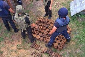 На місці трагедії у Смизі рятувальники продовжують вилучати вибухонебезпечні предмети (фото)