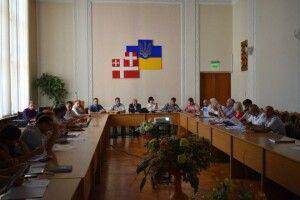 В області тривають обговорення адміністративно-територіального устрою