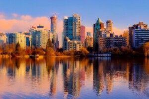 В Канаді навчилися будувати дерев'яні хмарочоси