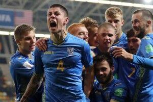Молодіжна збірна України з футболу (U-20) стартує з перемоги на ЧС-2019! (Відео)