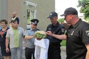 На Волині відкрили поліцейську станцію (Фото)