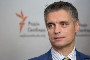 Зеленський пропонує Раді призначити Пристайка керівником МЗС