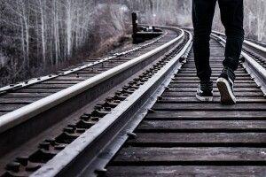 На Волині поїзд на смерть переїхав чоловіка