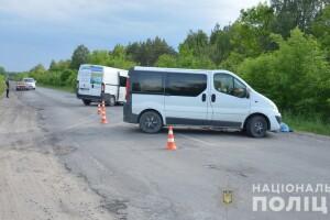 Поліція розпочала кримінальне провадження за фактом смертельної ДТП під Володимиром-Волинським