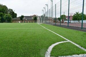 В Турійській школі буде сучасний та модерний спортивний майданчик