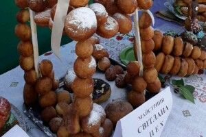 Столиця пончиків відгуляла День села, а згодом і фестиваль улюбленої здоби