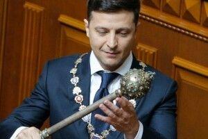 Зеленський заявив, що не піде на другий президентський термін