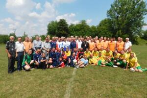 На поле вийшов навіть голова: пам'яті футболістів «Автомобіліста» цегівчани присвятили п'ятий турнір