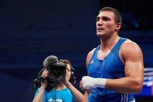Український боксер Віктор Вихрист ефектно вийшов у фінал Європейських ігор (відео)