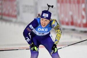 Юлія Джима виборола «срібло» в спринтерській гонці на Кубку світу
