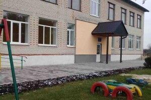В селі на Волині на зовнішній ремонт дитсадка витратили майже 200 тисяч гривень