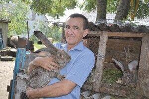 «Мої кролі мокрої трави не бояться»