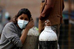 В Індії виявили ще один різновид коронавірусної зарази