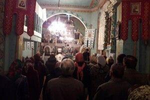 На Рівненщині знову ледь не побилися православні