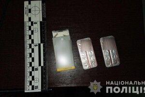 У Здолбунові впіймали озброєного двома пістолетами 53-річного наркомана (Фото)