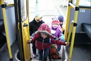 У рівненських маршрутках школярі їздитимуть за 3 гривні