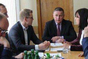 Волинським ОТГ врегулювати земельні питання допоможуть німці