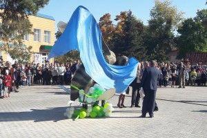 У Маневичах відкрили пам'ятник бджолі (фото, відео)