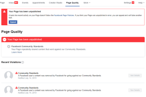 Фейсбук заблокував сторінку «Книги пам'яті полеглих за Україну»
