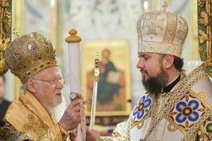 Нова радість стала: Христос народився і постала українська автокефальна церква!