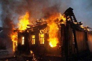 Зі сміттям згоріло ігосподарське приміщення