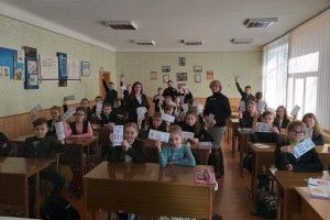 Луцьким педагогам розповіли про виборчі права, а учням – про булінг