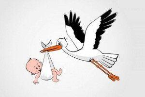 У Горохові народився трьохсотий малюк!