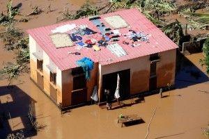 Тропічний циклон «Ідай» лише в Мозамбіку забрав 417 людських життів